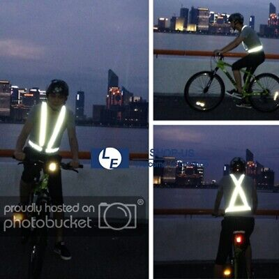 Honest Sportswear High Visibility Reflective Vest Security Equipment Night Work Fluorescent Green Orange New Arrival High Quality Utmost In Convenience Security & Protection Workplace Safety Supplies