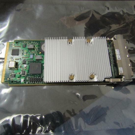 Alcatel Lucent 3cm03188bcac Dhspp4m2 Module Card