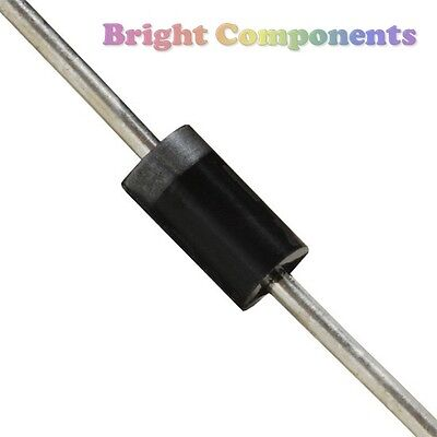50 x IN4007 Diode - Rectifier - 1A 1000V - 1st CLASS POST