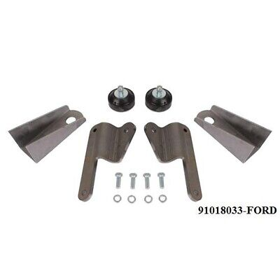 Ford Small Block and Cleveland Universal Motor Mount Weld in Rubber Cushion Rod