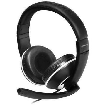 Multi Gioteck, XH-100 Wired Stereo Headset (Black / White)