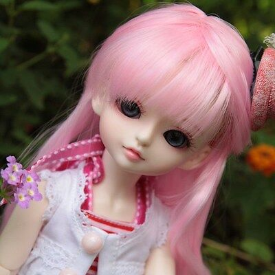 Yoyo DollLove DL little dollfie 1/6 YOSD BJD Girl Doll Free face-up eyes fur wig