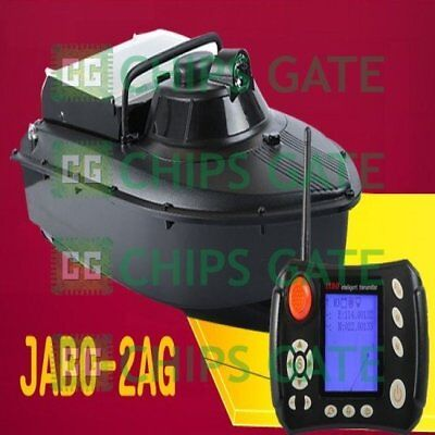 1pcs Wireless Remote Control Jabo-2ag 10a Gps Bait Boat Fishing Tackle Fish Fi