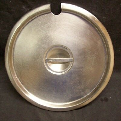 Restaurant Equipment Bar Supplies Vollrath Slotted Inset Lid Stainless Steel