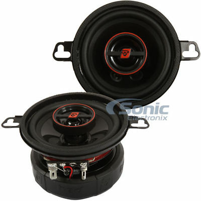 """CERWIN-VEGA 60W RMS 3.5"""" HED Series 2-Way Coaxial Car Stereo"""