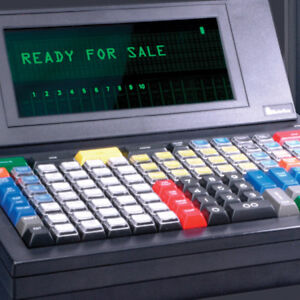 Used Verifone Ruby POS for Gas stations / convenience stores