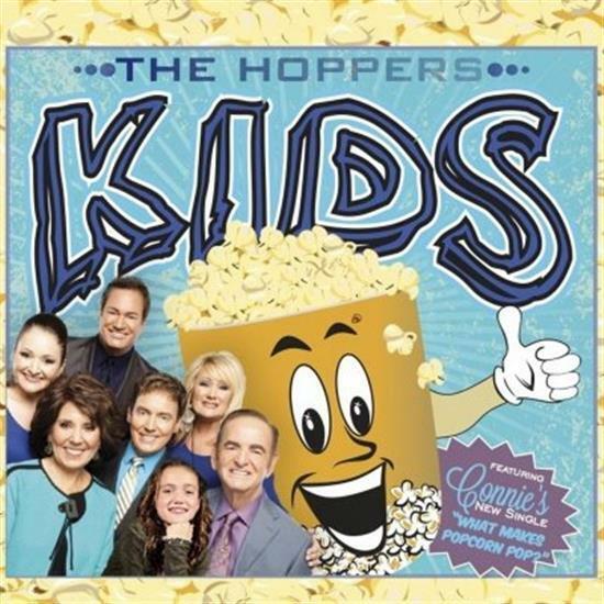 Kids - Music CD - The Hoppers -   - Hopper Music / New Day - Very Good - Audio C