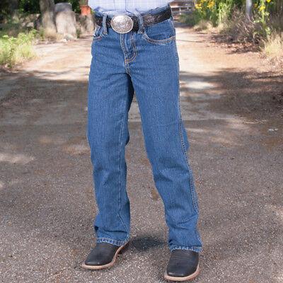 Boys Original Fit Jeans - Boys' Original Fit Cinch Jeans (Sizes 8-18)