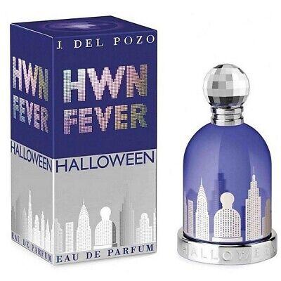 Jesus Del Pozo Halloween Fever For Women Perfume 3.4 oz ~ 100 ml EDP Spray - Halloween Fever Perfume