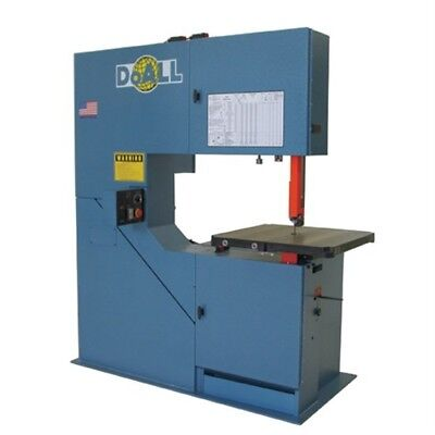 New Doall 36 Vertical Contour Band Saw Model 3613-v3