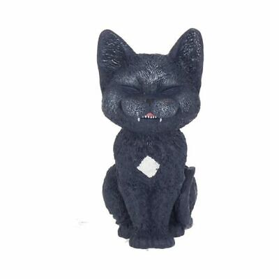 Nemesis Now Count Kitty Cute Small Witches Black Cat Gothic Pagan Gift 9cm