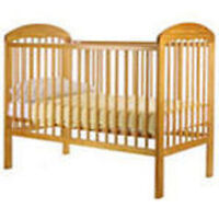 Crib and mattress in perfect condition