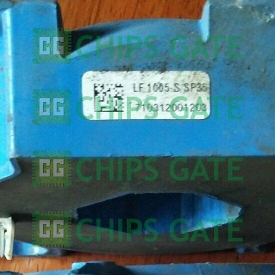 1PCS Used LF1005-S / SP35 Siemens converter transformers with Hall Fast Ship