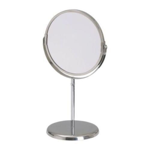 Ikea Stand Dual Side Makeup Mirror, Bathroom Mirrors Ikea Australia