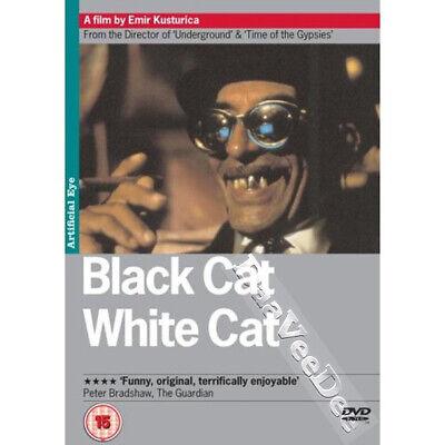 Black Cat, White Cat NEW PAL Arthouse DVD Kusturica
