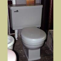 Toilettes Crane recherchées (années 80 et début 90)