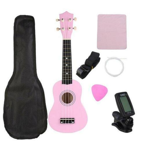 21 Inch Economic Soprano Ukulele Uke Musical Instrument W...