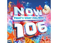 Now Thats What I Call Music 106 (2cds)