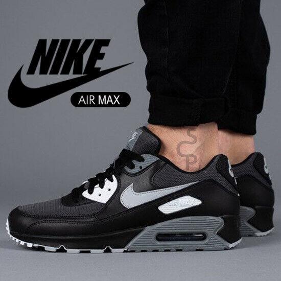 nike air max 90 Turnschuhe boots schwarz