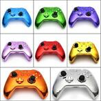 Draadloze controller full hoes behuizing voor xbox 1 chrome