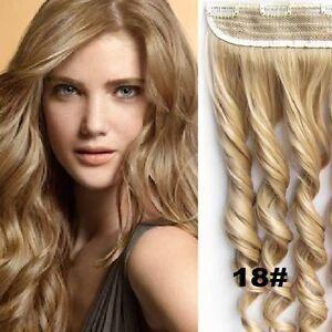 """Rallonge,Extension de cheveux a CLIP,ONDULÉ,MÈCHES , 24"""" West Island Greater Montréal image 2"""