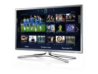 "Samsung 50"" Full HD 1080p Freeview HD Smart LED TV UE50F6200"