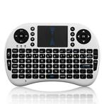 Mini 2.4G Wireless Keyboard With Touchpad Fly Mouse For P...