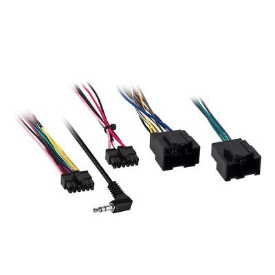 Axxess AXADXSVIGM1 Auto Detect XSVI Interface Wiring Harness kit for 2006-Up GM - Auto Interface Kit
