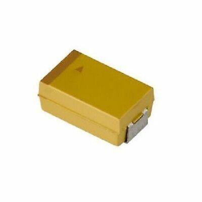 Kemet Smd Tantalum Capacitor 10uf 35v V Case T491v106k035zt 10pcs