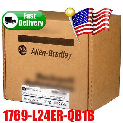 Ab Allen-bradley 1769-l24er-qb1b Compactlogix 5370 750kb Dio Plc Controller A
