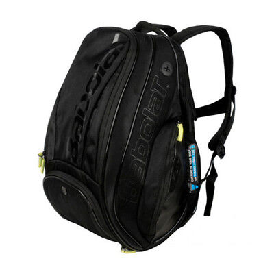 Babolat Pure Tennis Backpack Bag Black Racket Racquet Limited Ver 756042-158778