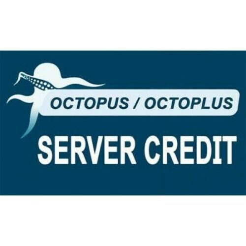 OCTOPLUS OCTOPUS BOX SERVER CREDIT (100 PACK) FAST