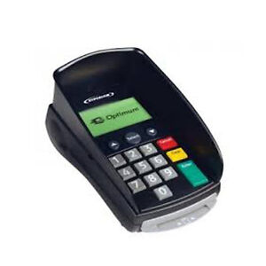 Hypercom P1100 chip and pin reader card machine *Missing guard*