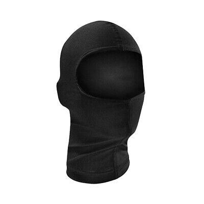 Zan Headgear Black Nylon Balaclava, One Size