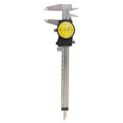 Mitutoyo 505-730 Metric Dial Caliper 0-150mm Graduation 0.02mm Analog Calipers