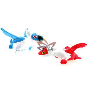 Latios Latias Plush Toys Amp Hobbies Ebay