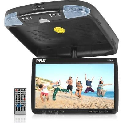 9'' Flip-Down Roof Mount Monitor and DVD Player