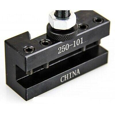 Axa 1 Quick Change Turning Facing Cnc Lathe Tool Post Holder 250-101