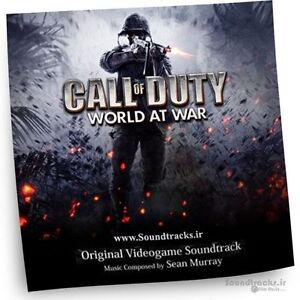 Call of Duty World at War Soundtrack and Game Guide.