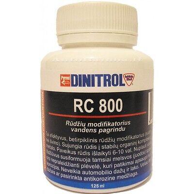 Dinitrol RC800 Disolvente Gratis Óxido Convertidor Con Orgánico Quelante Agentes