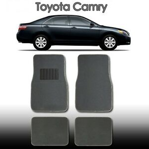 2005 2006 2007 2008 2009 2010 2011 2012 2013 2014 for toyota camry floor mats. Black Bedroom Furniture Sets. Home Design Ideas