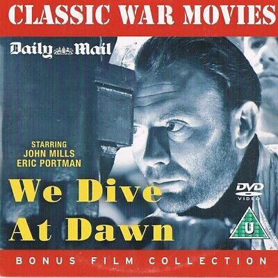 We Dive At Dawn -  DVD  N/Paper