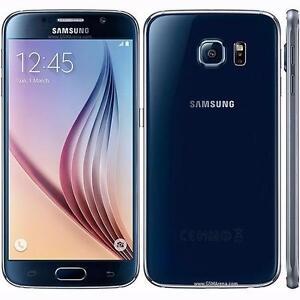 Téléphone Samsung Galaxy S6 32GB SM-G920W8 (Déverrouillé) - Noir