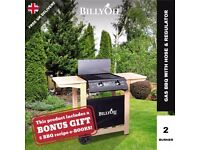 BBQ   USED   NO STAND   GAS INCLUDED   £35  