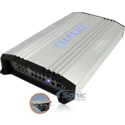 HifonicsブルータスBRX5016.5 1200ワット5チャンネルクラスA / Bカーオーディオアンプ