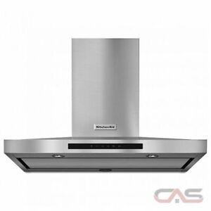 "Brand new in the box KitchenAid range hood KVWB606DSS 36"""