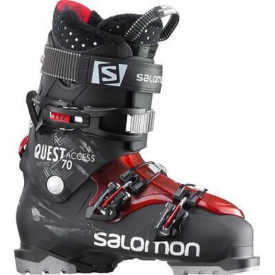 New Salomon Quest Access 70 alpine ski boots size 26.5 mens downhill men's