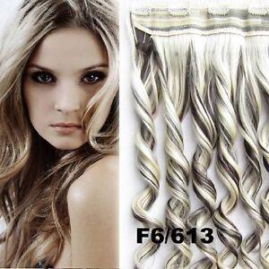 """Rallonge,Extension de cheveux a CLIP,ONDULÉ,MÈCHES , 24"""" West Island Greater Montréal image 8"""