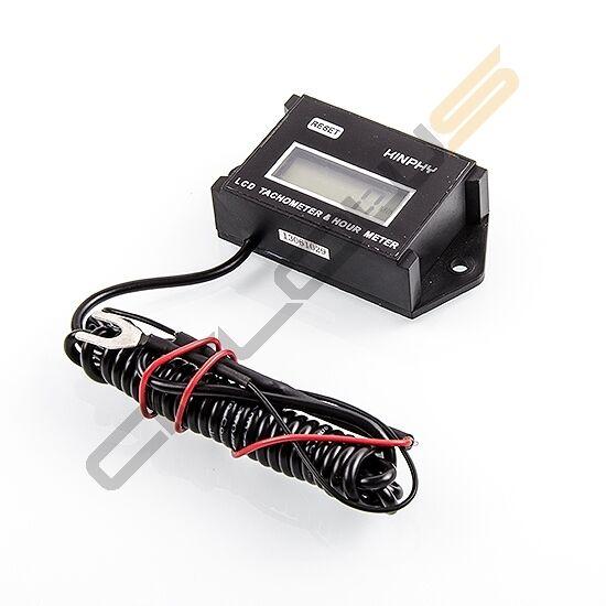 Universal Hour Meter Tachometer