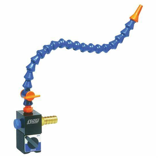 "Noga MC1601 Nogacool Cooling System Single Nozzle 12.76"" Hose Length Coolant"